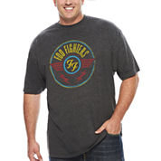 New World Short-Sleeve Foo Fighters Tee - Big & Tall