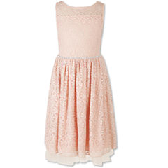 Speechless Sleeveless Party Dress - Girls' 7-16