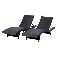 Devon & Claire Monterey 2-pc. Patio Lounge Chair