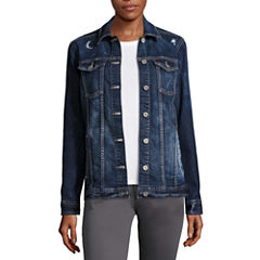 Arizona Denim Jacket-Juniors