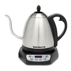 Bonavita 1.0L Gooseneck Variable Temperature Electric Kettle