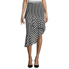 Worthington Asymmetrical Skirt