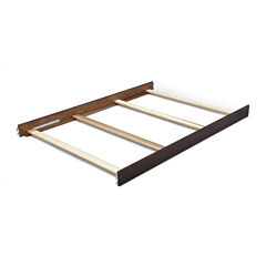 Simmons Kids® Full-Size Bed Rails - Vintage Espresso