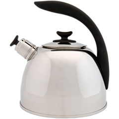 BergHOFF® 2.7-qt. Lucia Whistling Tea Kettle