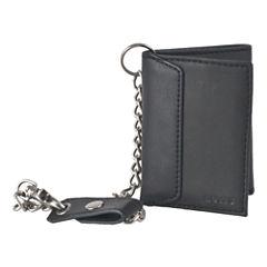 Levi's® Black Trifold Wallet