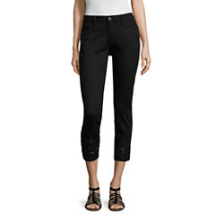 i jeans by Buffalo Embroidered Cut-Work Pants