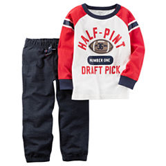 Carter's 2-pc. Jogger Set Boys