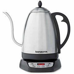 Bonavita 1.7L Variable Temperature Electric Gooseneck Kettle