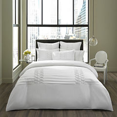 City Scene Diamond Duvet Cover Set