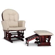 Graco® Parker Semi-Upholstered Glider