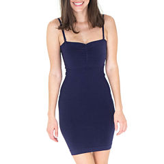 Jewel Toned® The Major Mini Dress Body Shaper Slip
