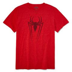 Spiderman Graphic T-Shirt-Big Kid Boys