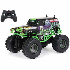 1:24 Scale R/C Monster Jam Grave Digger