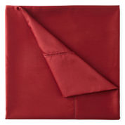 Royal Velvet® 500tc Wrinkle-Free Damask Solid Sheet Set