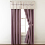 Home Expressions™ Kacey Paisley 2-Pack Rod-Pocket Curtain Panels