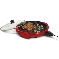 Elite Gourmet EMG-980R Electric Indoor Grill