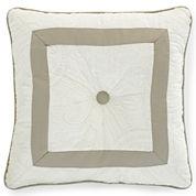 Bensonhurst Tufted Square Decorative Pillow