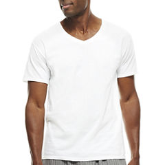 Hanes® 3pk. Ultimate X-Temp™ V-Neck T-Shirts - Big & Tall