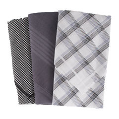 Dockers® 3-pk. Cotton Handkerchief Set