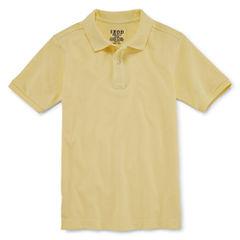 IZOD® Stretch Piqué Polo - Preschool Boys 4-7
