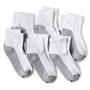 Xersion™ 6-pk. Quarter Socks