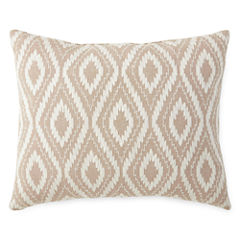 Linden Street Kenora Embroidered Oblong Decorative Pillow