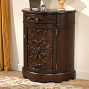 Signature Design by Ashley® Norcastle Accent Cabinet