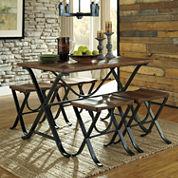 Signature Design by Ashley® Freimore 5-pc. Dining Set