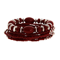 Mixit Color Newness Womens Stretch Bracelet