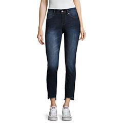 Indigo Rein Skinny Jeans-Juniors