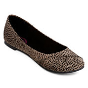 K9 by Rocket Dog® Mabyn Cheetah Print Ballet Flats