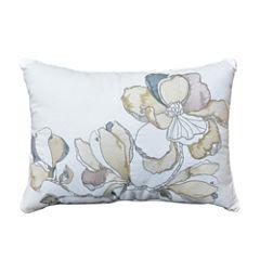 Shell Rummel Magnolia Oblong Decorative Pillow