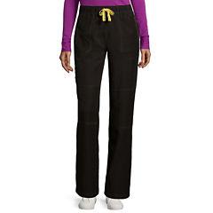 WonderWink® Womens Four-Stretch Sporty Cargo Pants - Plus