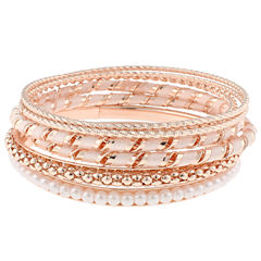 Decree Womens Bangle Bracelet
