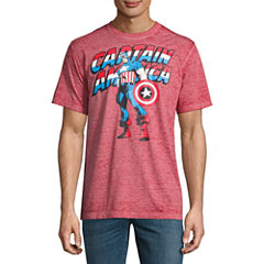Captain America Nicest Guy Tee