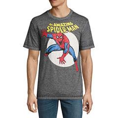 Amazing Spiderman Circular Tee