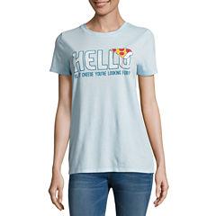 Arizona Pizza Graphic T-Shirt- Juniors