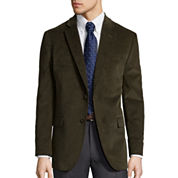 Stafford® Signature Corduroy Classic-Fit Sportcoat