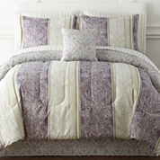 Home Expressions™ Nadine Reversible Comforter & Sheet Set and Accessories