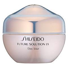 Shiseido Future Solution Lx Daytime Protective Cream Broad Spectrum SPF 18 Sunscreen