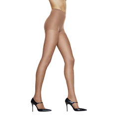 Hanes® Silk Reflections® Control-Top Sandalfoot Pantyhose