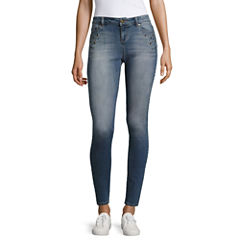 Blue Spice Skinny Fit Jean-Juniors