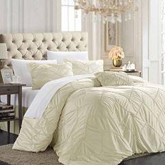 Chic Home Isabella 4-pc. Duvet Cover Set