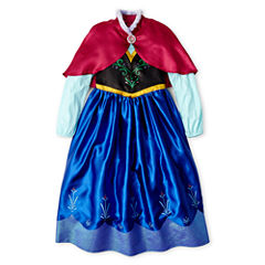 Disney Collection Frozen Anna Costume - Girls