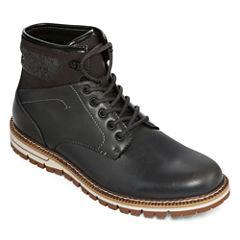 JF J. Ferrar® Kemper Mens Lace-Up Boots
