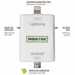 Smart Phone Sd Card Reader