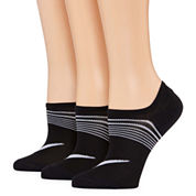 Nike® 3-pk. Lightweight Footie Socks