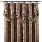 Royal Velvet® Madrid Shower Curtain