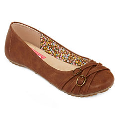 Pop Nelly Womens Ballet Flats