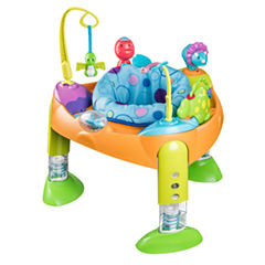 Evenflo Exersaucer Bounce-A-Saurus Baby Activity Center